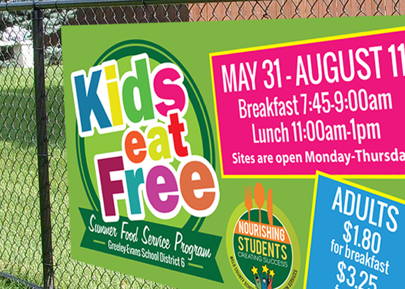 Kids Eat Free Campaign