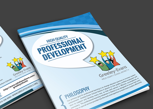 Professional Development Brochure