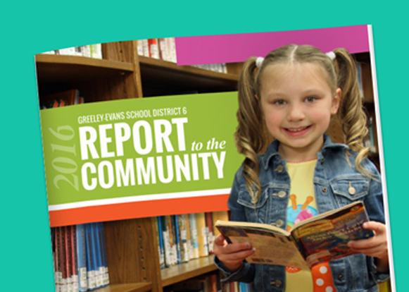 Report to the Community 2015-2016