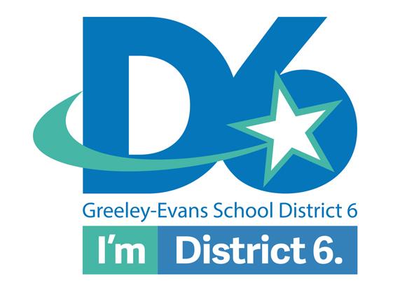 District 6 Logo Rebrand