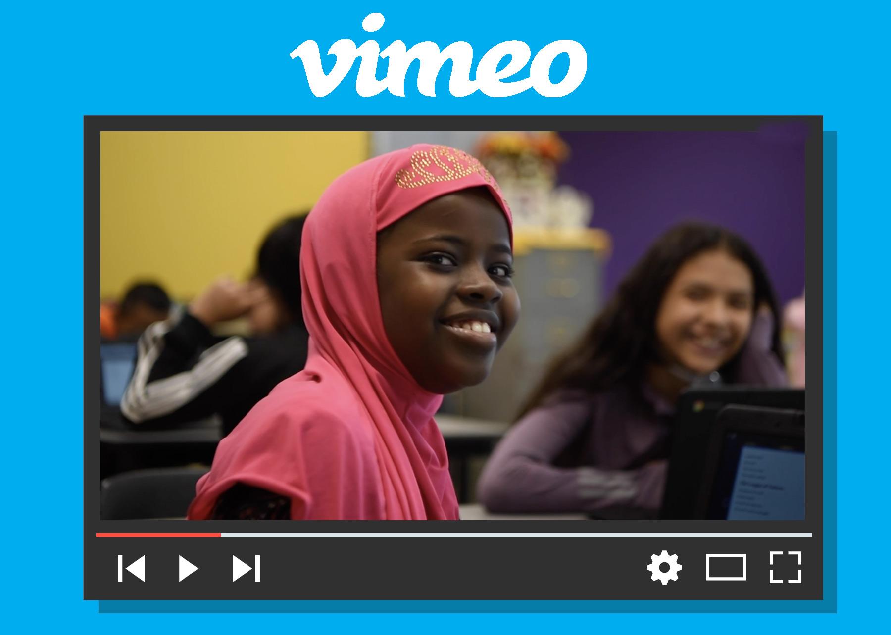 District 6 Logo Rebrand Video